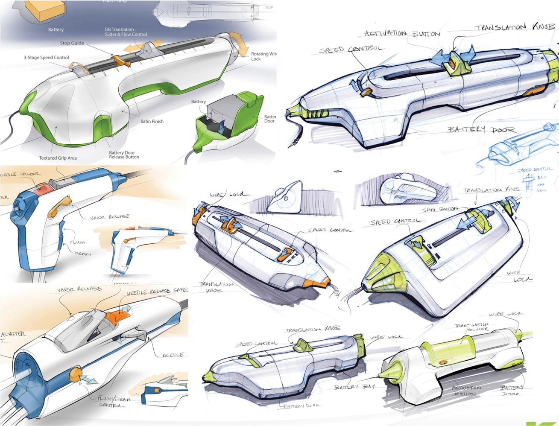Kablooe Concept Sketches