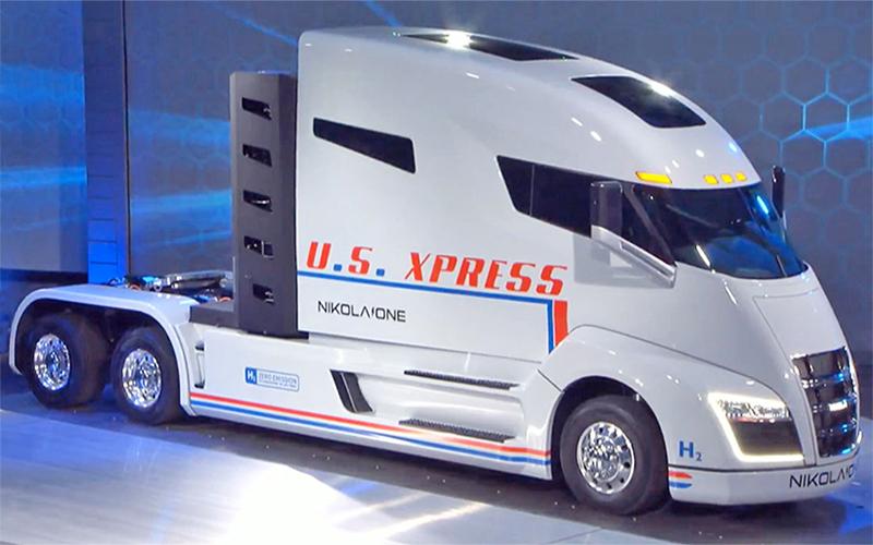 Nicola Motors Truck